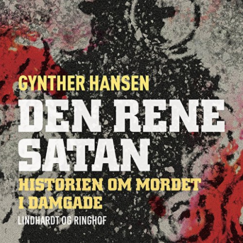 Den rene satan audiobook cover art