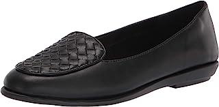 حذاء Brielle Loafer نسائي مسطح من Aerosoles أسود ، 6