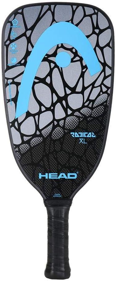 The Best Graphite Pickleball Paddles: HEAD Radical XL Blue Pickleball Paddle