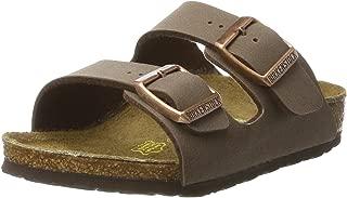 Birkenstock Kids Arizona Birko-Flor Mocca Sandals