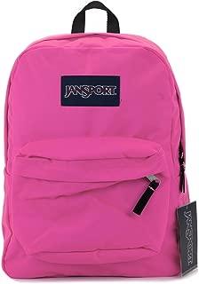 Superbreak Backpack (fluorescent pink)