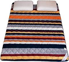 Japanese futon Tatami Mattress,Student Mattress,Tatami Floor mat,Single/Double Thick Warm Tatami Mattress mat