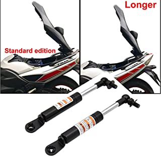 2 Pieces Struts Arms Lift Supports for Yamaha T MAX TMAX 500 530 T-MAX 530 2008-2018 2017 2016 Shock Absorbers Lift Seat R&P
