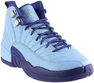 Jordan Air Big Kids 12 Retro 510815-418 (7) Blue