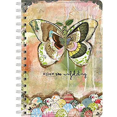 Lang Allow The Unfolding Spiral Journal by Kelly Rae Roberts (1350019)