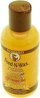Howard Feed-N-Wax 4.7oz.(140ml)