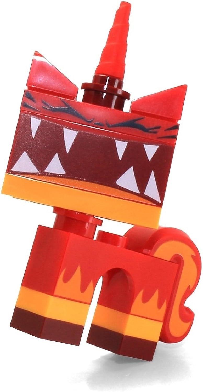 The LEGO Movie Loose Super Angry Unikitty Minifigure