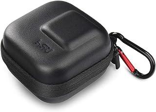HSU Mini Tragetasche, kompatibel mit GoPro Hero 9/8/7/(2018)/6/5 Black, Session 5/4, Hero 3+, Akaso/Campark/YI Action Kamera und mehr, Schutztasche für Sicherheitskamera