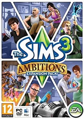 The Sims 3: Ambitions (PC/Mac DVD)