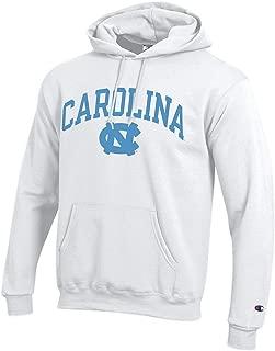 NCAA Men's Hoodie Sweatshirt White Varsity