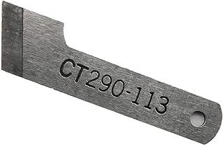 Carbide Tip Lower Knife #CT290-113 for Rimoldi Industrial Serger Overlock