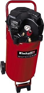 Einhell Kompressor Th-Ac 240/50/10 Of. 1 500 W, 240 L/Min, 50 L Behållare, Röd, Svart