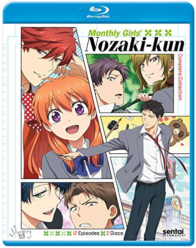 Monthly Girls Nozaki-Kun [Blu-ray]
