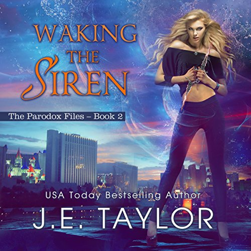 Waking the Siren audiobook cover art
