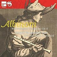 Albinoni: Trattenimenti De Camera by Balestracci (2013-05-03)
