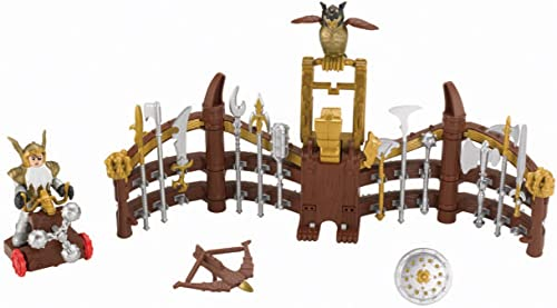 Fisher-Price Imaginext Castle Weapon Set by Fisher-Price