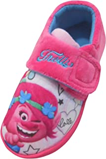 Trolls Poppy Love Girls Slippers