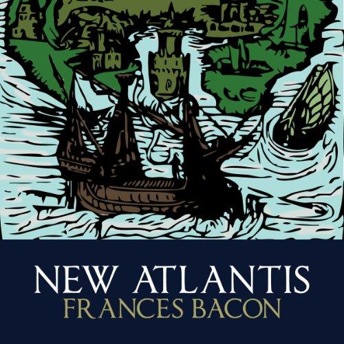 New Atlantis audiobook cover art