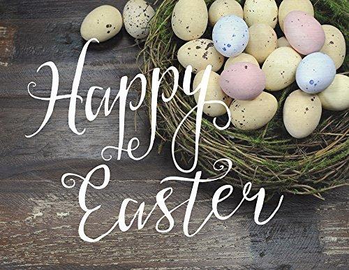 Jada Venia/Kindred hearts-inspirational Accent lámpara/caja de luz Insertar–Huevos de Pascua Happy de Pascua (93/4x 71/2) 1–427By Jada Venia