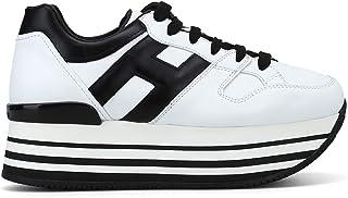 Hogan sneakers donna pelle bianco HXW2830T548HQK0001