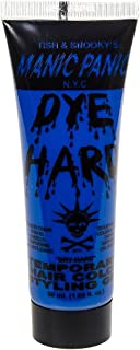 Tish & Snooky's MANIC PANIC N.Y.C. Electric Sky DYE HARD Temporary Hair Color Styling Gel by Manic Panic