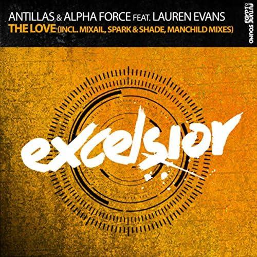 Antillas & Alpha Force feat. Lauren Evans