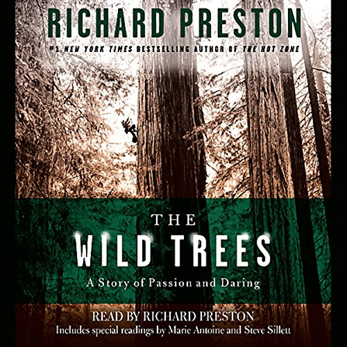 The Wild Trees audiobook cover art