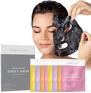 Best natural pack charcoal mask Reviews