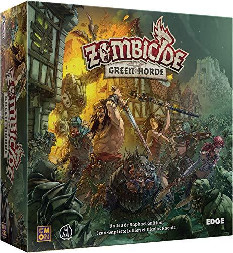 Black Plague Zombicide Deutsch Grundspiel CoolMiniOrNot // Asmodee