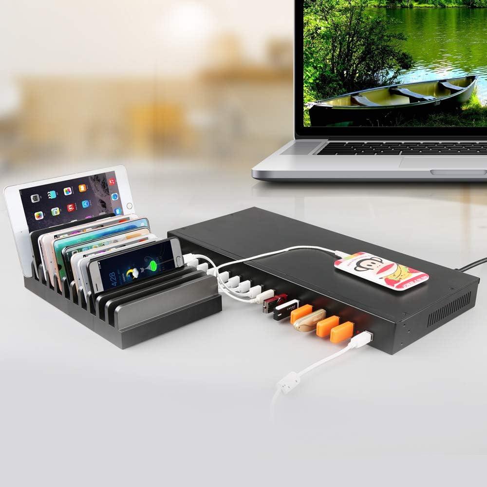 Sipolar 16 Port USB 2.0 Hub High hub and Bui Charging Many popular brands Attention brand Speed Sync