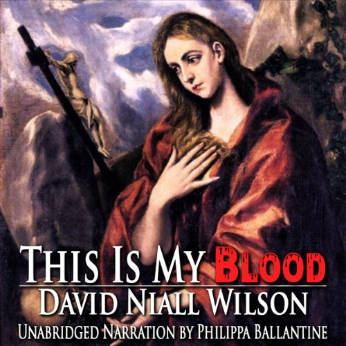 This Is My Blood audiobook cover art