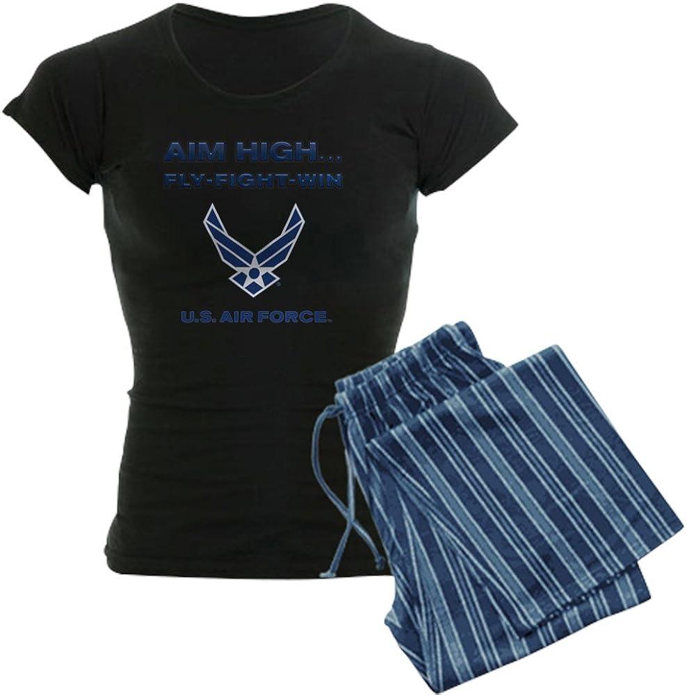 Tampa Mall CafePress US cheap Air Force PJs Women's High Aim