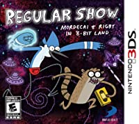Regular Show: Mordecai and Rigby in 8 Bit Land 北米版