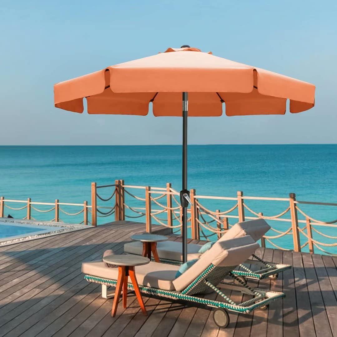 ABCCANOPY 7.5FT Outdoor Garden Table Mar Umbrella Patio excellence Cheap bargain