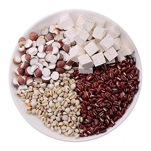 福の東シナ海のアイスクリームの実のハトムギのミョンハトムシの赤の小豆のハトムギのお粥のハトムギのお茶はお粥の湿気のかゆを取り除きます(60グラムX 10包) 600グラムの雑穀粥 福东海 芡实薏米茯苓赤小豆薏米粥薏仁茶祛粥湿气粥(60克X10包)600克杂粮粥