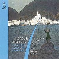 International Conducting Competition: Noseda / Marriner / Cadaques O Etc