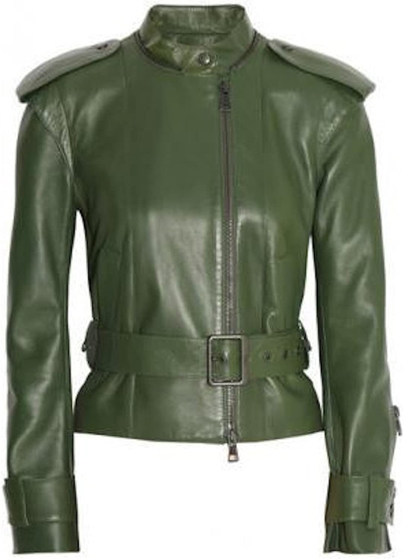 Fadcloset Salina Womens Leather Jacket