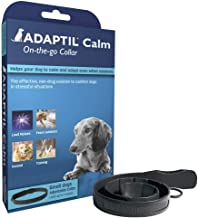 ADAPTIL Calm On-the-Go Collar, helps dogs cope with behavioural issues and life challenges, Small Dogs