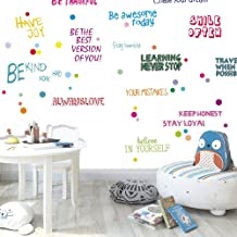 Best children's quote wall stickers Reviews