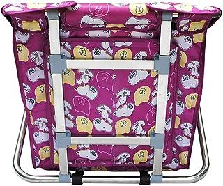 Teerwere Folding Bathtub Adult Foldable Bathtub Home Folding Bath Barrel for Baby and Children Large Size Household Househ...