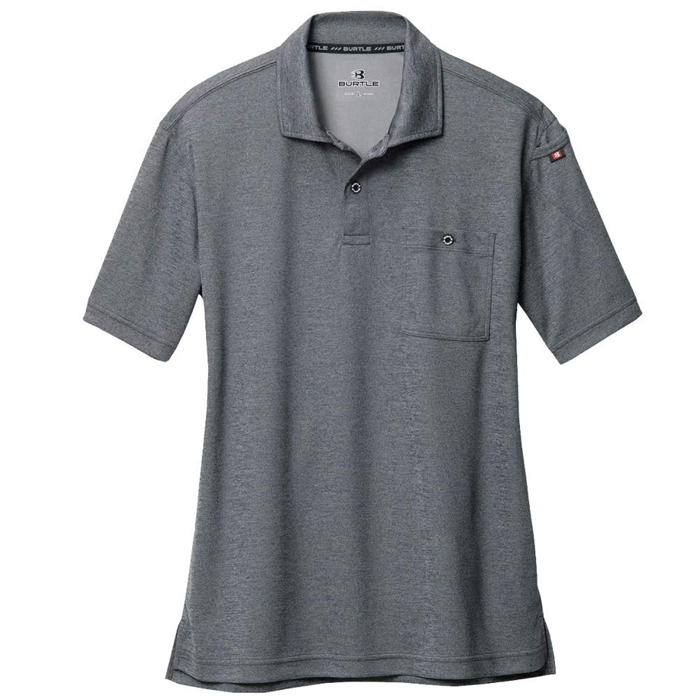 [バートル] 半袖ポロシャツ 52/バーク 667