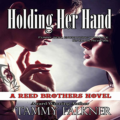 Holding Her Hand audiobook cover art