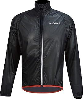 Sundried Lightweight Packable Running Rain Jacket