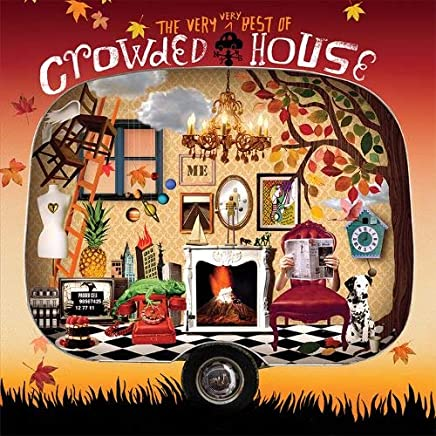 The Very Very Best Of Crowded House (Vinyl)