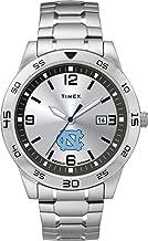 Timex Men's North Carolina Tarheels UNC Watch Citation Steel Watch