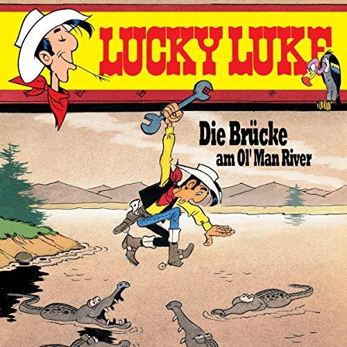 Die Brücke am Ol' Man River: Lucky Luke 8