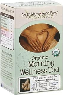 Earth Mama Angel Baby Morning Wellness Tea - 16 Tea Bags