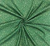 Stoff mit Weihnachtsmotiv, 100 % Baumwolle, 50 x 54 cm,