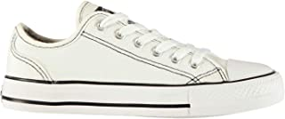 SoulCal Womens Ladies Canvas Low Trainers Sneakers Sports Shoes