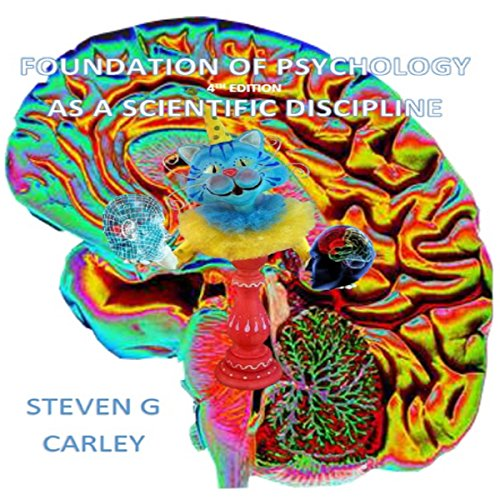Foundation of Psychology as a Scientific Discipline cover art